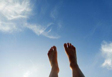 Dopřejte chodidlům zasloužený odpočinek v podobě lázně s esenciálními oleji