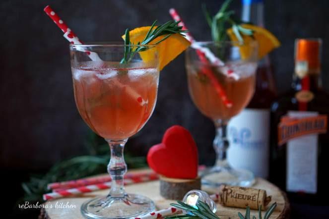 3x míchané drinky nejen na Valentýna