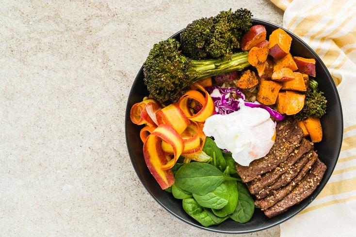 Zdravý oběd? Vyzkoušejte Buddha bowl