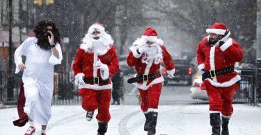 Vánoční šílenství