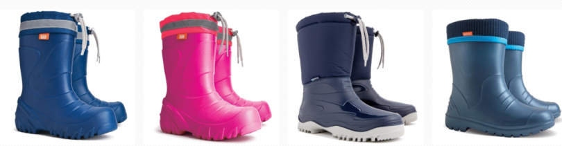 Dětské boty, dámské boty, ale i boty pánské vtop kvalitě!