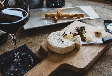 Jak párovat víno sjídlem?