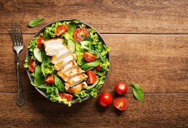 Nutriční harmonie na talíři ve 3 krocích